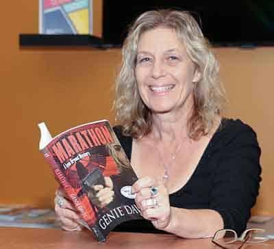 Genie Davis Novels Non-Fiction Autobiographies Memoirs Speeches Journalist 400x364