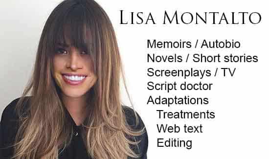 Lisa-Montalto-Memoirs-Screenplays-Script-Doctor-Novels-Editing 550x325